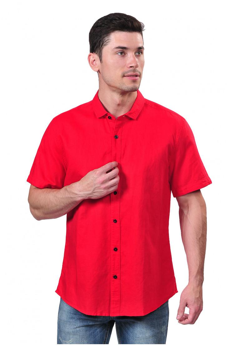 Рубашка с коротким рукавом Paul Saint