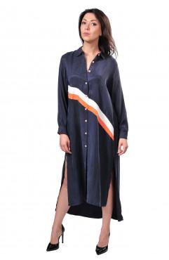 Платье-рубашка Tory Burch