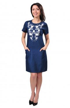 Платье джинсовое Yumi