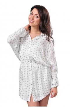 Платье-рубашка d.R.A