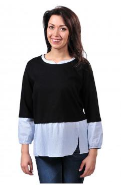 Свитшот-рубашка PLAY Des Garçons