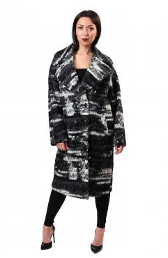 Пальто двубортное буклированное Vivienne Westwood