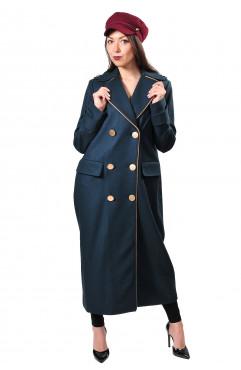 Пальто двубортное Vivienne Westwood
